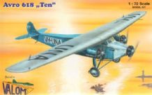 Valom 1/72 Model Kit 72039 Avro 618 'Ten'